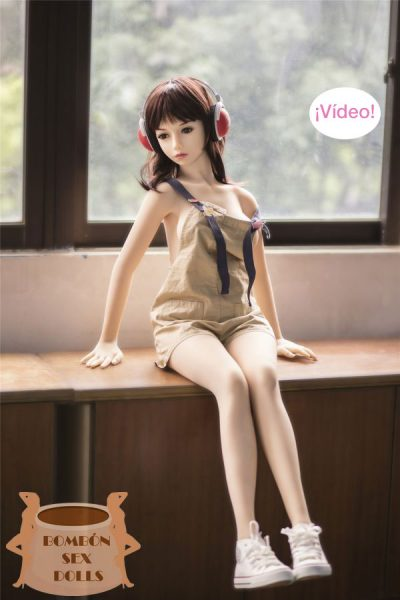 Muñeca de silicona Lucine Perfect OrientalVideo