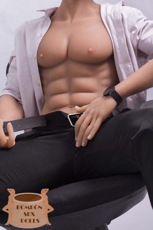 Muñeco de silicona (real doll) Jack the Fucker 165cm