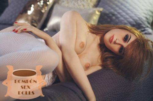 Real Doll Brigitte Small Tits