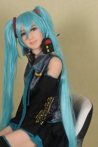 sex doll blue 6